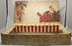 cigar box by Candy Spiegel