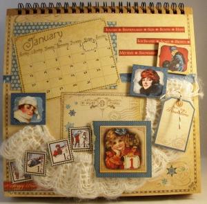 candySpiegel calendar Jan