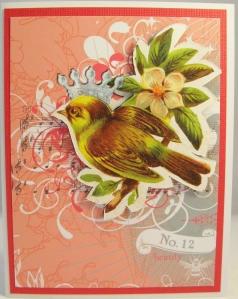 Candy Spiegel Card front