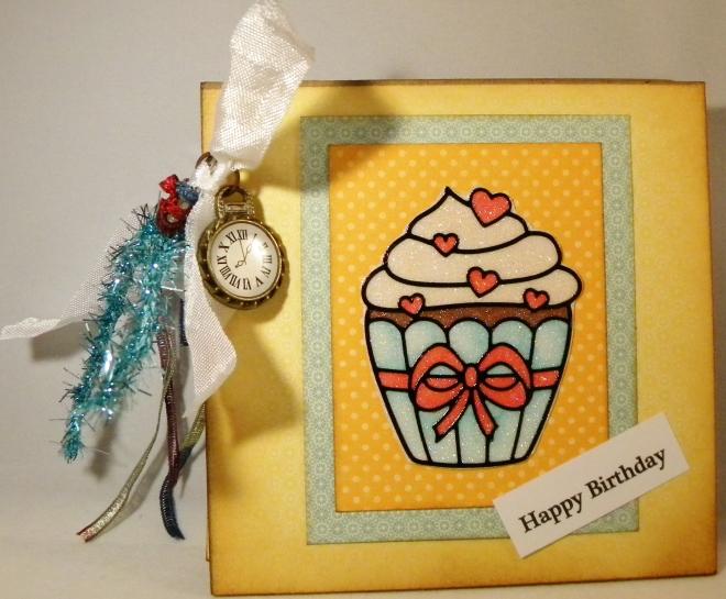 birthday album by Candy Spiegel