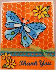 butterfly Candy Spiegel