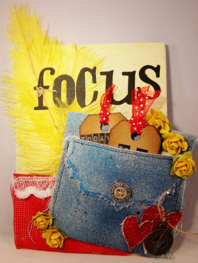 focus by Candy Spiegel
