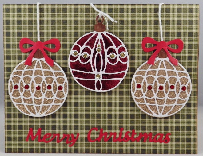 ornaments by Candy Spiegel
