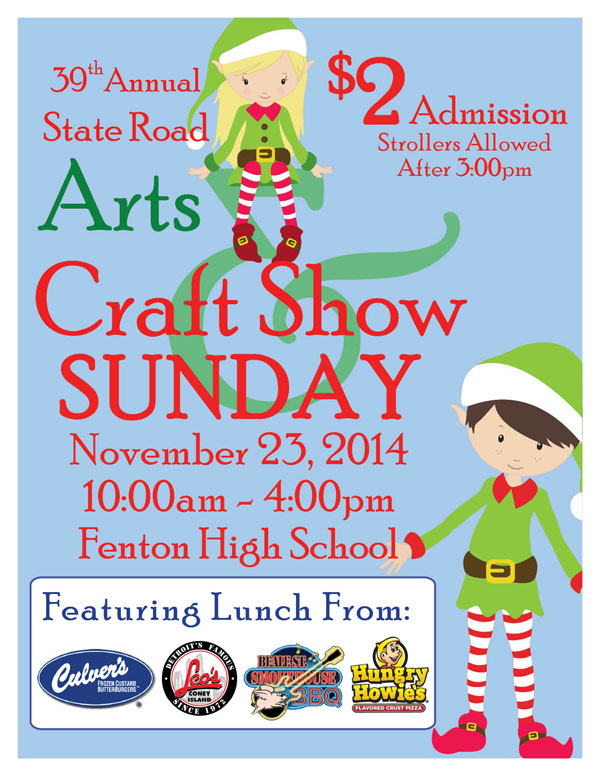 State-Rd-Craft-Show-2014-Flyer
