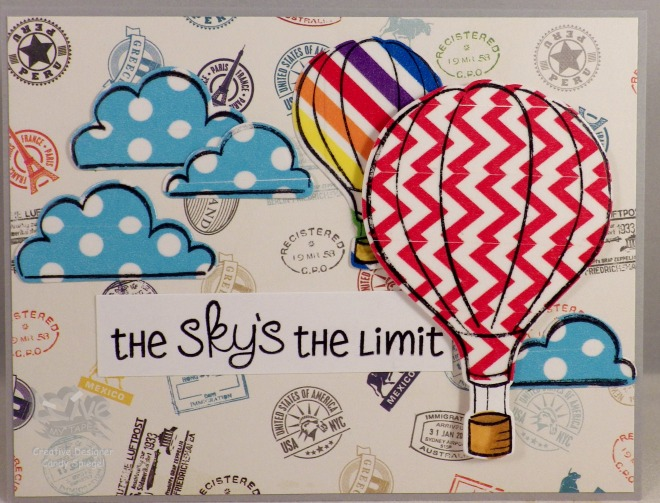 LMT balloon Candy Spiegel 4