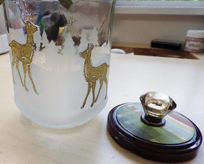xmas jar by candy spiegel7
