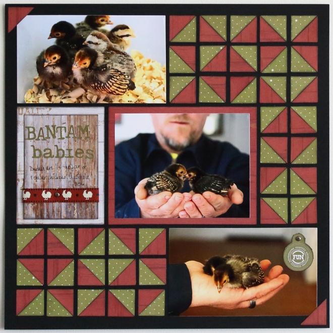 mosaic quilt bantam