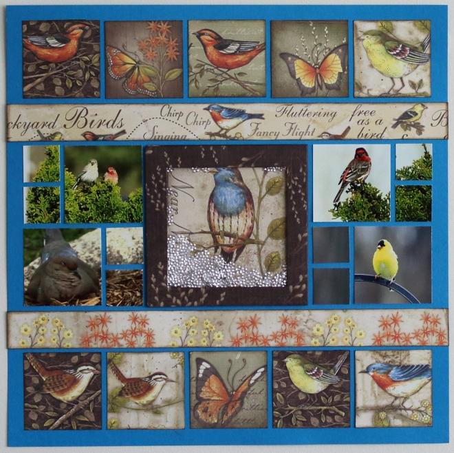 mosaic shaker box